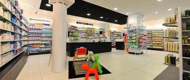 Pharmacie Belhomme, Saint-Médard-en-Jalles