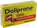 DOLIPRANE ADULTES 1000 mg, suppositoire à Saint-Médard-en-Jalles