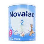 NOVALAC LAIT 2 BOITE 800G à Saint-Médard-en-Jalles