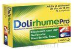 DOLIRHUMEPRO PARACETAMOL, PSEUDOEPHEDRINE ET DOXYLAMINE, comprimé à Saint-Médard-en-Jalles