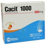 CACIT 1000 mg, comprimé effervescent à Saint-Médard-en-Jalles