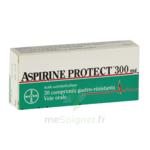 ASPIRINE PROTECT 300 mg, comprimé gastro-résistant à Saint-Médard-en-Jalles
