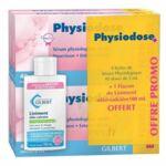 Physiodose sérum physiologique 100*5ML + Liniment 100ml offert à Saint-Médard-en-Jalles