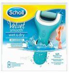 Acheter Scholl Velvet Smooth Wet&Dry Râpe électrique rechargeable à Saint-Médard-en-Jalles