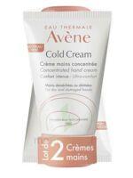 Avène Eau Thermale Cold Cream Duo Crème Mains 2x50ml à Saint-Médard-en-Jalles