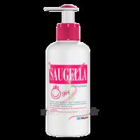 Saugella Girl Savon Liquide Hygiène Intime Fl Pompe/200ml à Saint-Médard-en-Jalles
