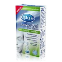 Optone Actimist Spray Oculaire Yeux Fatigués + Inconfort Fl/10ml à Saint-Médard-en-Jalles