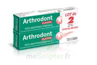 Pierre Fabre Oral Care Arthrodont Dentifrice Classic Lot De 2 75ml à Saint-Médard-en-Jalles