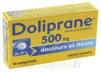 DOLIPRANE 500 mg Comprimés 2plq/8 (16) à Saint-Médard-en-Jalles