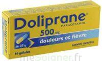 DOLIPRANE 500 mg Gélules B/16 à Saint-Médard-en-Jalles