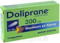 Doliprane 300 Mg Suppositoires 2plq/5 (10) à Saint-Médard-en-Jalles