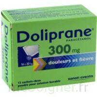 Doliprane 300 Mg Poudre Pour Solution Buvable En Sachet-dose B/12 à Saint-Médard-en-Jalles