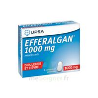 Efferalgan 1000 Mg Comprimés Pelliculés Plq/8 à Saint-Médard-en-Jalles