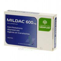MILDAC 600 mg, comprimé enrobé à Saint-Médard-en-Jalles