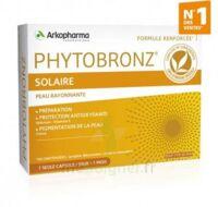 Phytobronz Solaire Caps Tous Types De Peaux 2b/30 à Saint-Médard-en-Jalles