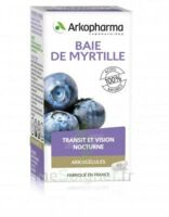 Arkogélules Myrtille Baies Gélules Fl/45 à Saint-Médard-en-Jalles
