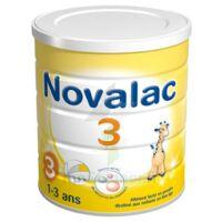 NOVALAC LAIT 3 BOITE 800G à Saint-Médard-en-Jalles