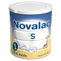NOVALAC S 1, 0-6 mois bt 800 g à Saint-Médard-en-Jalles
