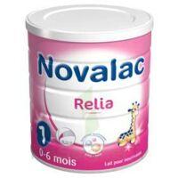 NOVALAC RELIA 1, 0-6 mois bt 800 g à Saint-Médard-en-Jalles