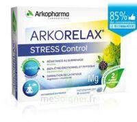 Arkorelax Stress Control Comprimés B/30 à Saint-Médard-en-Jalles
