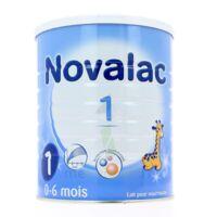 NOVALAC LAIT 1 , 0-6 mois BOITE 800G à Saint-Médard-en-Jalles