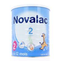 NOVALAC LAIT 2, 6-12 mois BOITE 800G à Saint-Médard-en-Jalles
