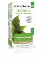 Arkogélules Thé Vert Bio Gélules Fl/40 à Saint-Médard-en-Jalles