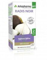 Arkogélules Radis Noir Bio Gélules Fl/40 à Saint-Médard-en-Jalles