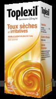 TOPLEXIL 0,33 mg/ml, sirop 150ml à Saint-Médard-en-Jalles
