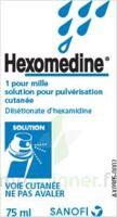 Hexomedine 1 Pour Mille, Solution Pour Pulvérisation Cutanée En Flacon Pressurisé à Saint-Médard-en-Jalles