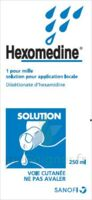 Hexomedine 1 Pour Mille S Appl Loc Fl/250ml à Saint-Médard-en-Jalles