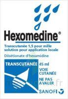Hexomedine Transcutanee 1,5 Pour Mille, Solution Pour Application Locale à Saint-Médard-en-Jalles