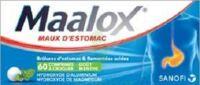 Maalox Hydroxyde D'aluminium/hydroxyde De Magnesium 400 Mg/400 Mg Cpr à Croquer Maux D'estomac Plq/60 à Saint-Médard-en-Jalles