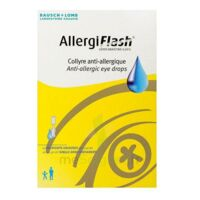 Allergiflash 0,05 %, Collyre En Solution En Récipient Unidose à Saint-Médard-en-Jalles