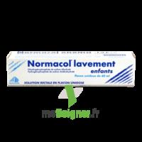 Normacol Lavement Enfants, Solution Rectale, Récipient Unidose à Saint-Médard-en-Jalles