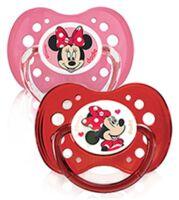 Dodie Disney Sucettes Silicone +18 Mois Minnie Duo à Saint-Médard-en-Jalles