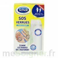 SCHOLL SOS VERRUES à Saint-Médard-en-Jalles