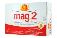 MAG 2 SANS SUCRE 122 mg, solution buvable en ampoule édulcoré à la saccharine sodique à Saint-Médard-en-Jalles
