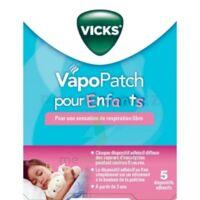 VICKS VAPOPATCH ENFANTS à Saint-Médard-en-Jalles
