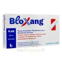 BLOXANG Eponge de gélatine stérile hémostatique B/5 à Saint-Médard-en-Jalles