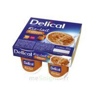 Delical Riz Au Lait Nutriment Caramel Pointe De Sel 4pots/200g à Saint-Médard-en-Jalles