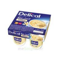 DELICAL RIZ AU LAIT Nutriment vanille 4Pots/200g à Saint-Médard-en-Jalles