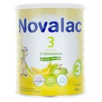 NOVALAC 3 croissance Banane - Pomme à Saint-Médard-en-Jalles