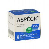 ASPEGIC 500 mg, poudre pour solution buvable en sachet-dose 30 à Saint-Médard-en-Jalles