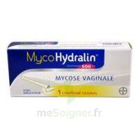 MYCOHYDRALIN 500 mg, comprimé vaginal à Saint-Médard-en-Jalles