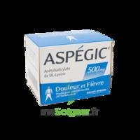 ASPEGIC 500 mg, poudre pour solution buvable en sachet-dose 20 à Saint-Médard-en-Jalles