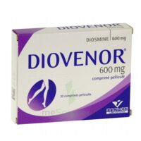 DIOVENOR 600 mg, comprimé pelliculé à Saint-Médard-en-Jalles