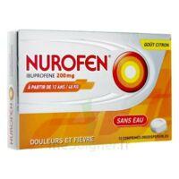 NUROFEN 200 mg, comprimé orodispersible à Saint-Médard-en-Jalles