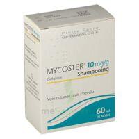 Mycoster 10 Mg/g Shampooing Fl/60ml à Saint-Médard-en-Jalles