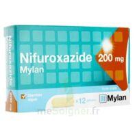 NIFUROXAZIDE MYLAN 200 mg, 12 gélules à Saint-Médard-en-Jalles